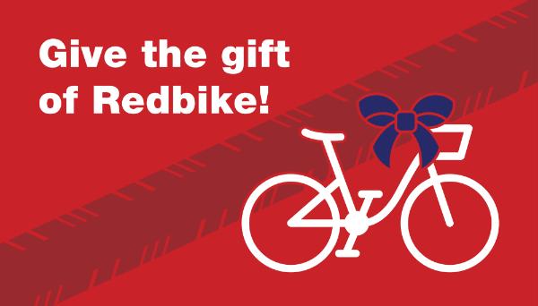 Red Bike Gift